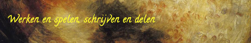 motto scribe diem over ons