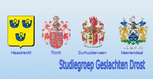 logo Studiegroep Geslachten Drost