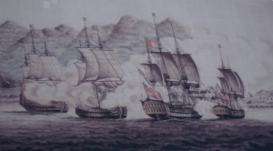 Slag bij Muizenberg, 1795