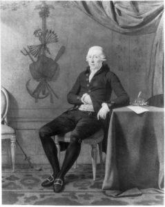 Hermanus Drost, portret door Jan Ekels de Jonge, 1789